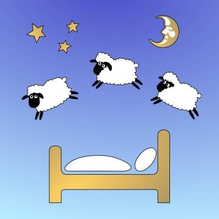heel slecht slapen