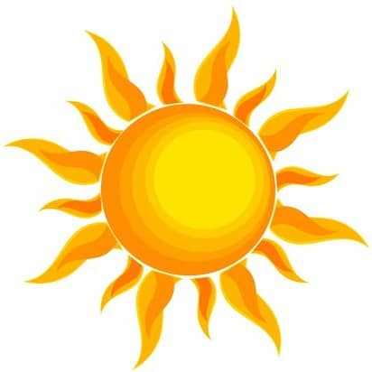 hallo mijn zonneschijn