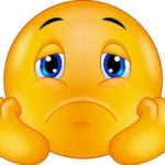 33887334 - sad smiley emoticon cartoon